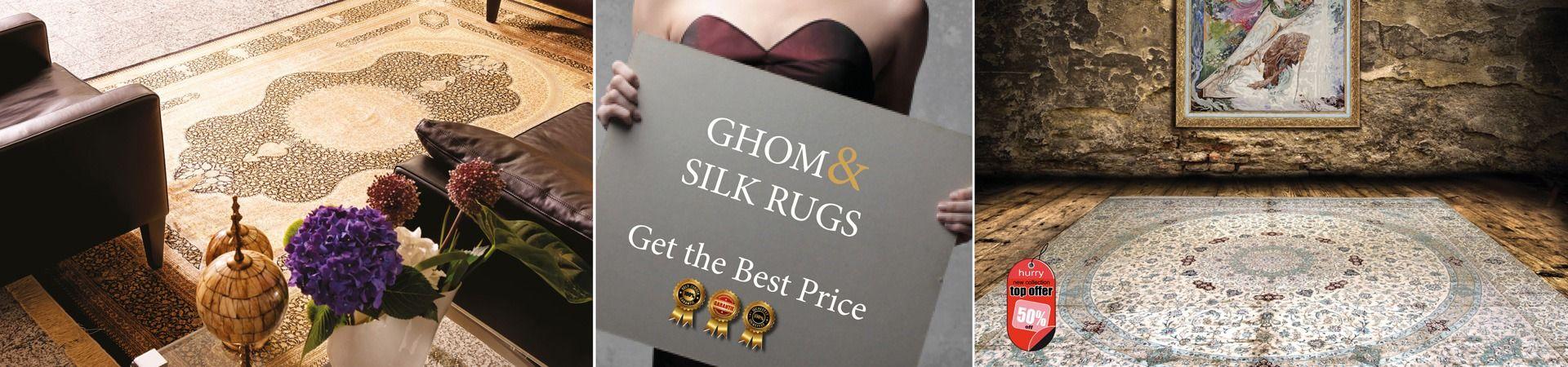 Ghom Silk